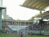 Lou (Lyon) / Oyonnax au stade de gerland PRO D2 saison 2010 / 2011 3