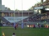 Lou (Lyon) / Oyonnax au stade de gerland PRO D2 saison 2010 / 2011 4