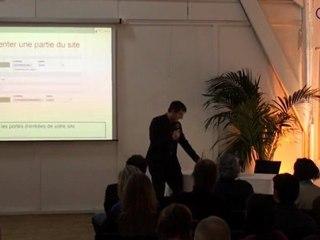 """Conférence """"15 astuces pour mieux piloter votre SEO"""" par Sébastien Monnier - SEO Campus 2011"""