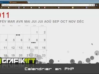 Visionnez les Cours Vidéo de Les DATES en PHP Cours vid�o