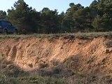 Monique Toyota Land Cruiser Rando Alpes de Hte Provence 2011 100_0184
