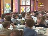 Repas de Pâques au restaurant municipal