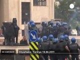 Turquie : Affrontements entre militants... - no comment