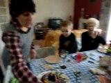 1.Lucie 5ans chez Mamie Bay&Papi Luc Mars 2011