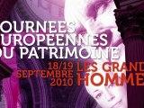 Les Journées Européennes du Patrimoine (18/19 septembre 2010)