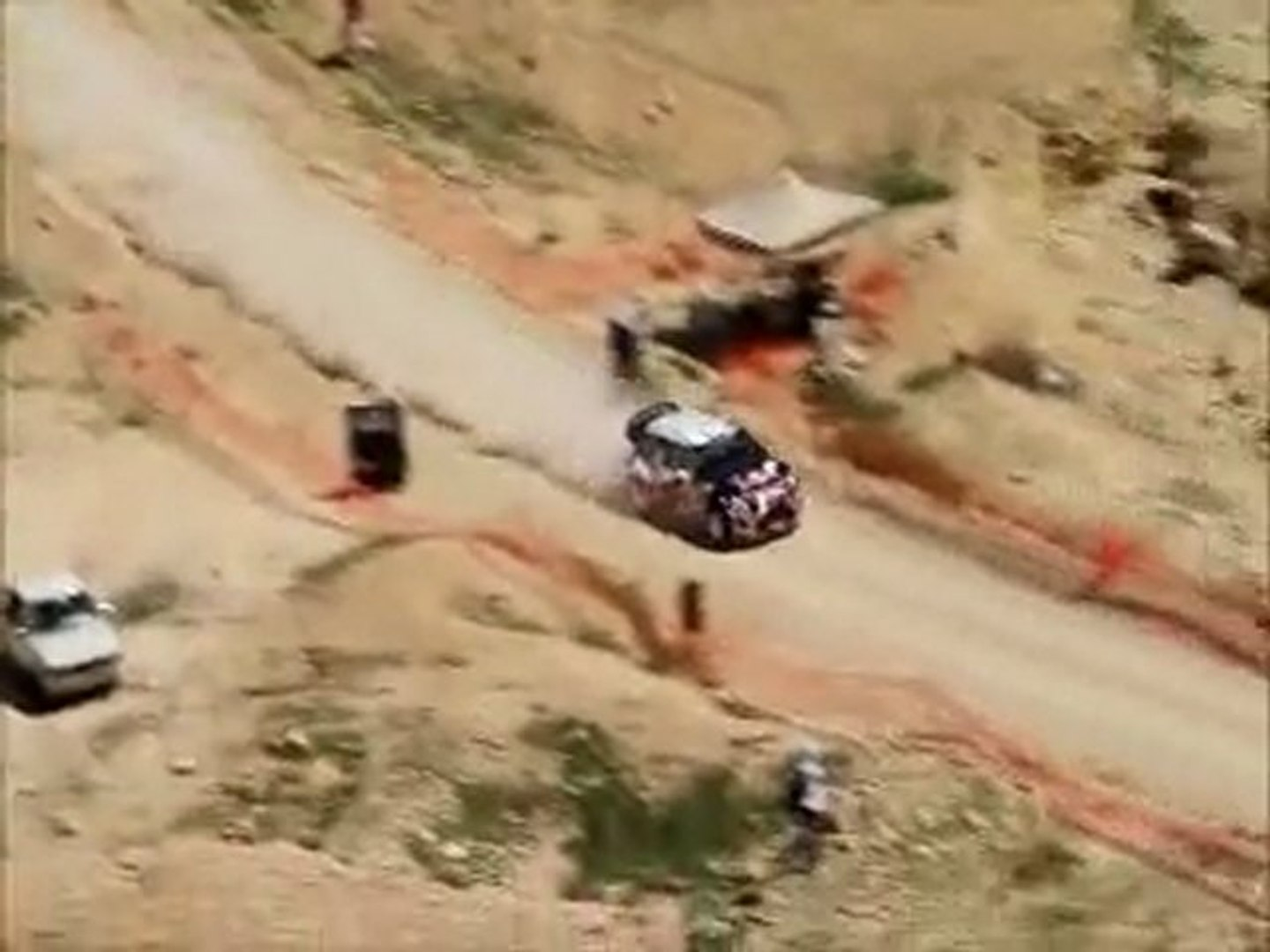 WRC 2011 Jordan rally 2011 Ogier Video Jordan 2011
