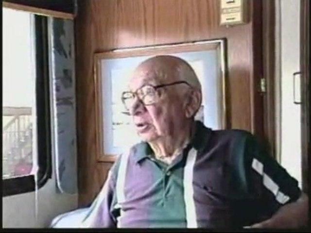 UFO Whistle-Blower Col. Philip Corso: (1)