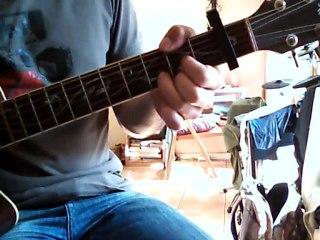 Ce rêve bleu Aladdin Disney Accords Tab Guitare  + Cours