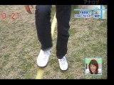 ももち浜ストアでスラックライン slackline in japanes TV