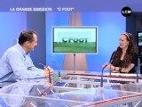 CFOOT: retour en Ligue 2 pour Arles-Avignon (21/04/2011)