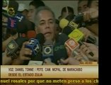 Se confirmó desde Maracaibo que el Alcalde Manuel Rosales so