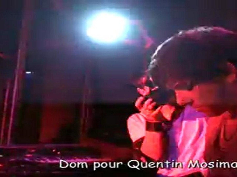 Quentin MOSIMANN @  DIAMS CLUB (Suisse)- Carpe Diem-30.01.2009 par Dom