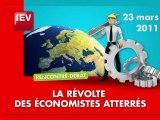 Débat : la révolte des économistes atterrés