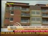 @globovision El presidente Chavez aparece luego de la cancel