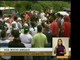 Vecinos de la Ruta Las Mayas-Caracas protestaron por el esta