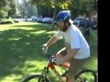 Green Celebs Bike It Out