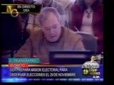 @globovision Embajador de Venezuela en la OEA reconoce labor