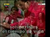 @globovision Presidente Chavez presenta el himno del Psuv en