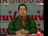 @globovision Declaraciones del presidente Chavez en la reuni