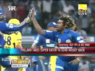 Mrs Dhoni at Chennai vs Mumbai