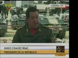 Durante su Aló Presidente, Pdte. Chavez anunció alza de sala