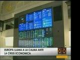 La eurozona se preocupa por que la crisis financiera griega