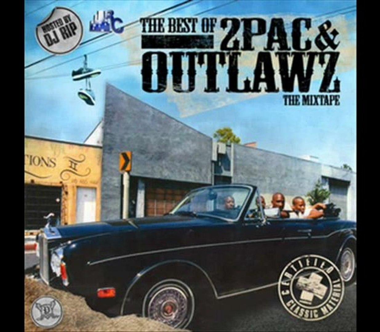 Hot G Funk in the Mix  - Tupac ft. Outlawz. (lexinho remix)