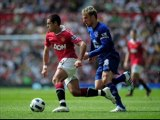 Manchester United 1-0 Everton Hernandez superb-header