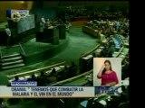 Presidente de Estados Unidos, Barack Obama, habla en la ONU