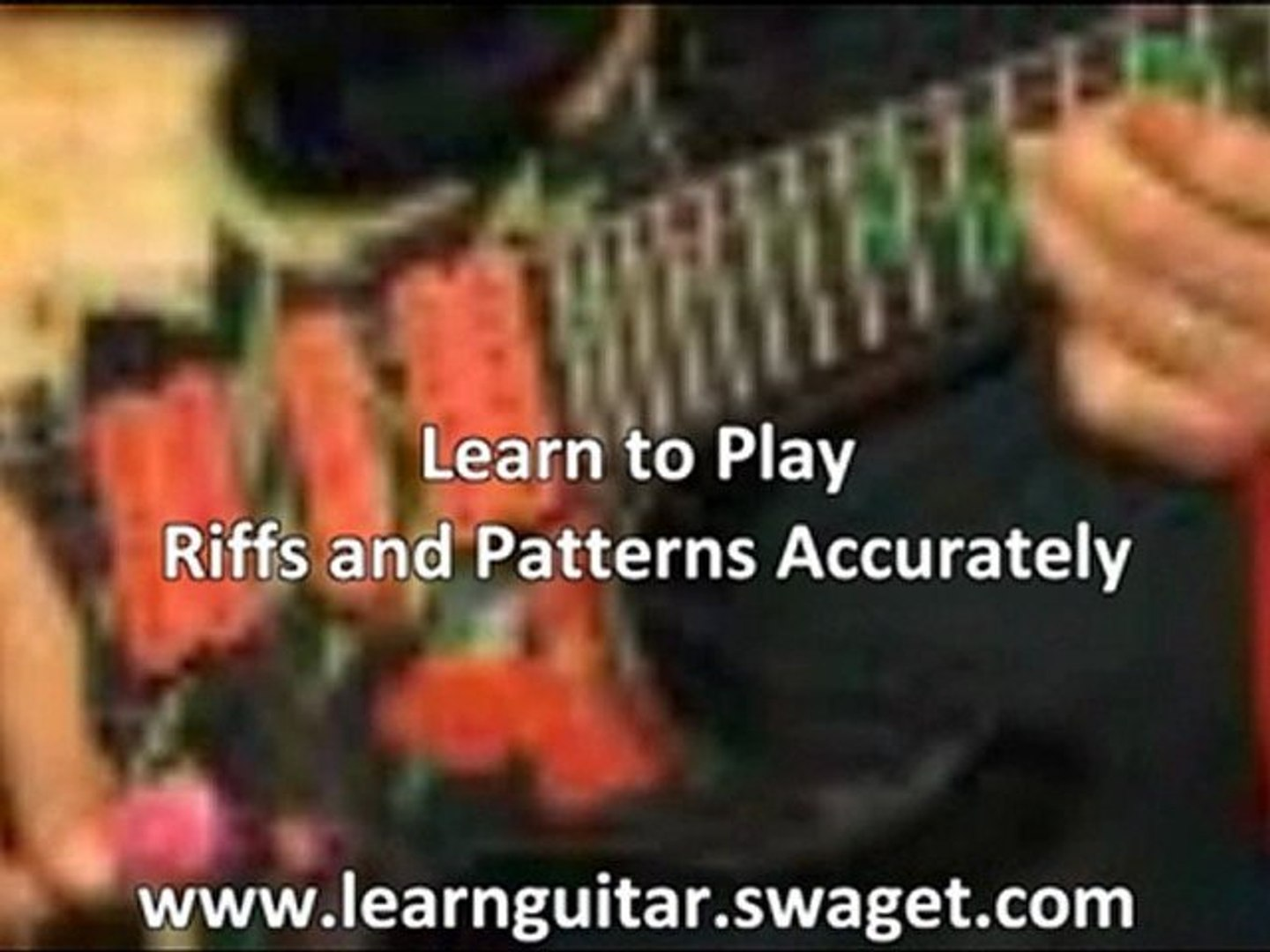 how to learn guitar AP2311