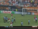 MLS All Stars vsl Manchester United gol del Chicharito 2010