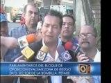 El diputado William Ojeda llevará informe a Miraflores sobre