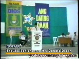 ang dating daa debate 2010 Dating-Funke
