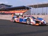24 Heures du Mans 2011 :  Départ de la journée test du dimanche
