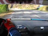 Course de côte Saint Jean du Gard/Col Saint Pierre 2011 3eme montée de course