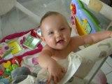 Lou 8 mois - 24.04.2011
