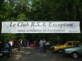 Rencard Rétro-Sport à AMNEVILLE-LES-THERMES