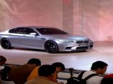 World Premiere of the BMW Concept M5 at the Auto Shanghai 2011