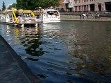 Entre deux écluses  Canal St Martin SDC10057