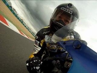 Yamaha R1 essais Bol d'Or 2011
