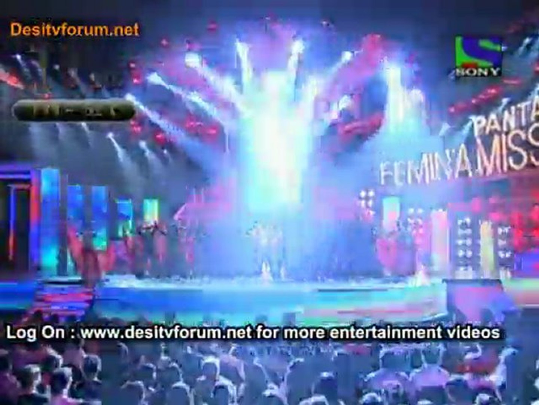 Pantaloons Femina Miss India 2011 - 24th April 2011 Watch Online - Part7