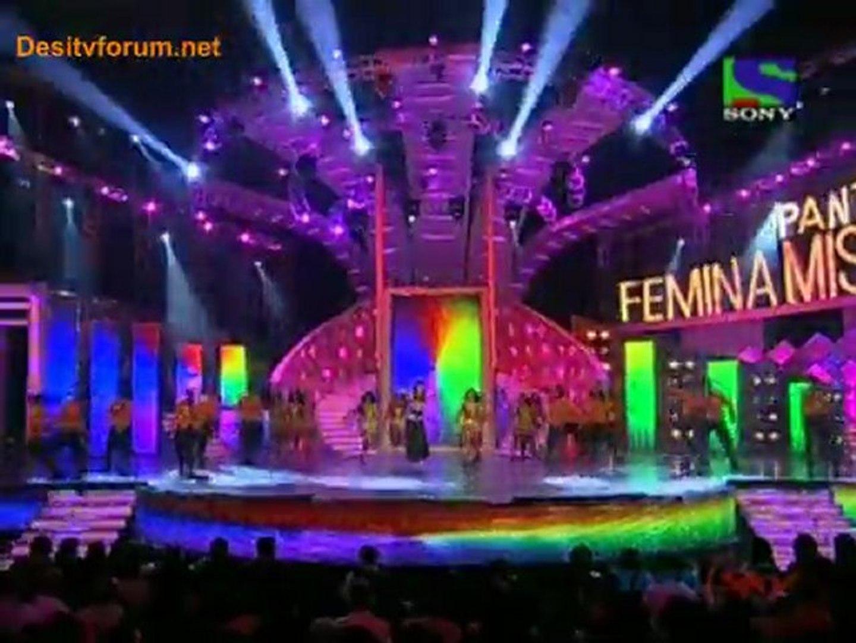 Pantaloons Femina Miss India 2011 - 24th April 2011 Watch Online - Part8