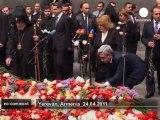 L'Arménie commémore le génocide de 1915 - no comment