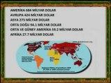 Şu anda silahlanmaya harcanan paranın tamamı Hz. İsa ve Hz. Mehdi döneminde fakirlere, ihtiyaç içinde olanlara, ülkelerin kalkınmasına harcanacak