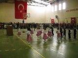 Mardin Midyat Zübeyde Hanım Anaokulu Yıldızlar Sınıfı  23 Nisan gösterisi 2011