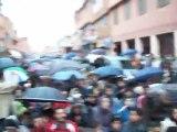 Khénifra marche 24 AVRIL 2011