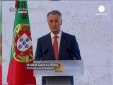 Portogallo: Cavaco Silva fa appello alla responsabilità