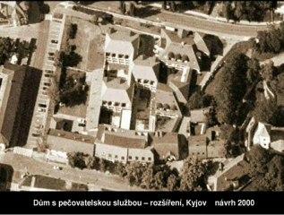 ARCHITECTS ALLIED TO KYJOV - Architekti s Kyjovem sprizneni - AUCTORIAL POST SCRIPTUM