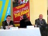 Lilian Thuram et le challenge Thuram 2011 en Seine-et-Marne