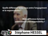 Interview Stephane Hessel aux rencontres Nationales 2011